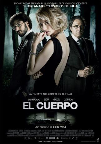 El-Cuerpo Poster